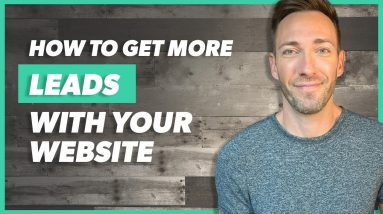 How to Get Leads From Your Website, Quick & Easy