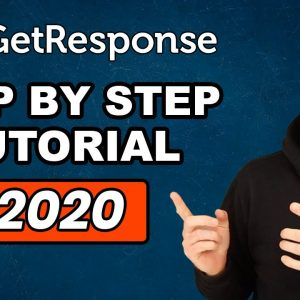 GetResponse Review: The Ultimate Step By Step Tutorial To Email Marketing For 2020!